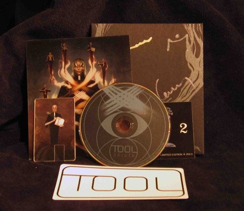 Tool Band Signed Limited Edition Opiate Rerelease Version 2 - Sold Out Elsewhere - Only 1,000 Made