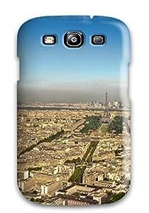 Anne C. Flores's Shop Galaxy S3 Case Cover Skin : Premium High Quality City Of Paris Case