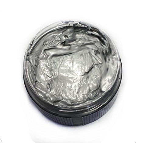 Style Counsel Temporary Colored Hair Wax (Ash Silver) (Colored Hair Halloween Costumes)