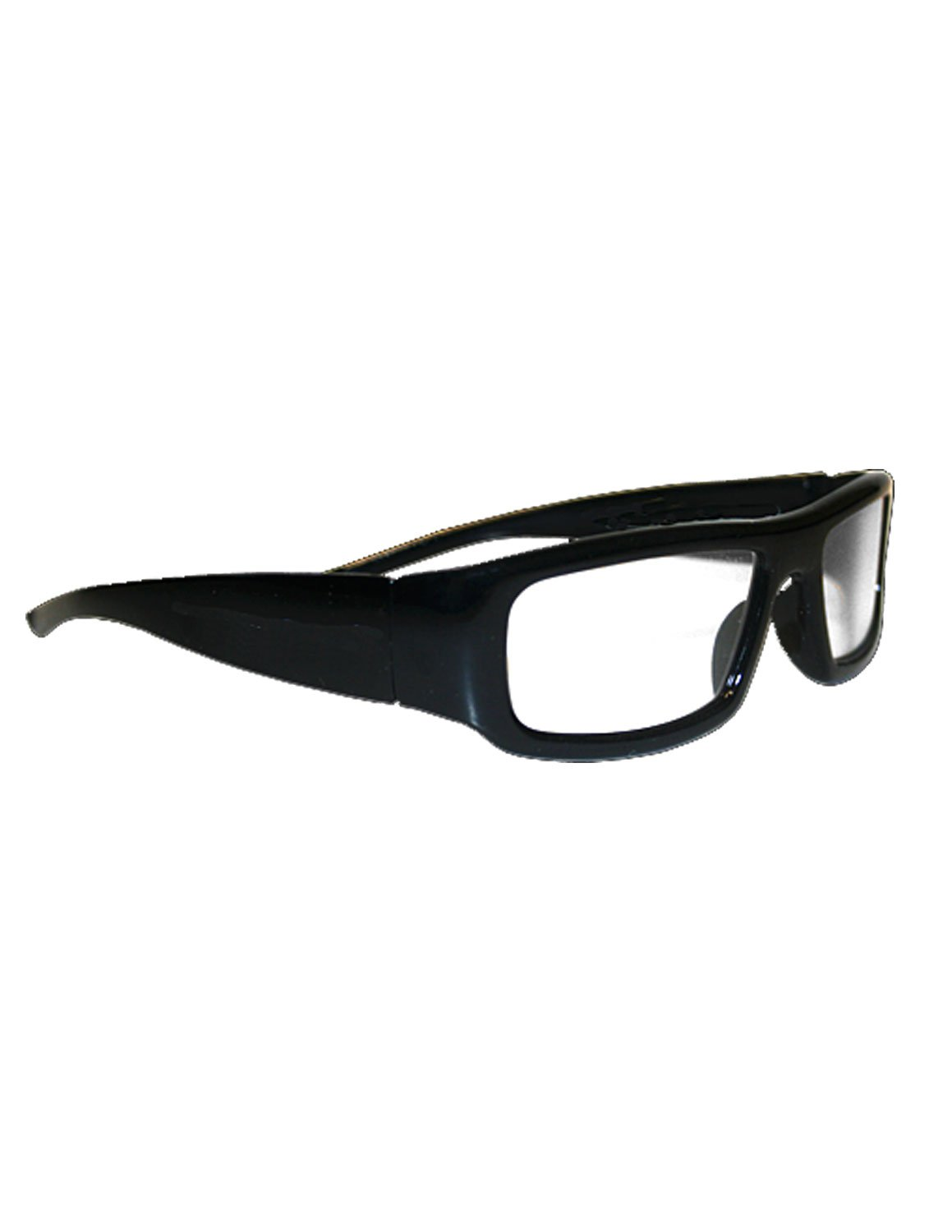 Sunshine Joy® Deluxe Plastic 3D Glasses Amazing 3-D Effects - Works on all 3-D Reactive Images - For Indoor Use Only