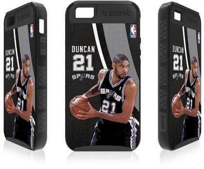 NBA - San Antonio Spurs - Tim Duncan Action Shot - iPhone 5 & 5s Cargo Case