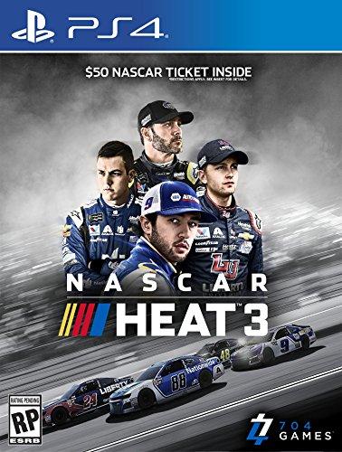 51PzcTcs3LL - NASCAR Heat 3 - PlayStation 4