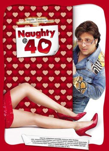 Naughty @ 40 (2011) (Adult Comedy / Hindi Film / Bollywood Movie / Indian Cinema DVD)