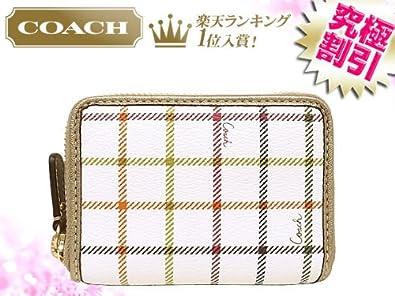 sale retailer 57b04 5ae14 Amazon | [コーチ] COACH 財布 (コインケース) F62877 コイン ...