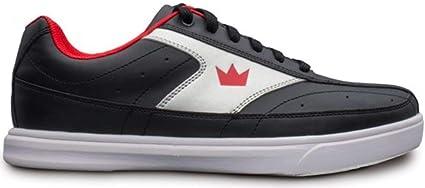 Brunswick Renegade Black//Red Mens Size 11.5
