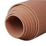 Manton Cork Roll, 100% Natural, 4' x 10' x 3/8'