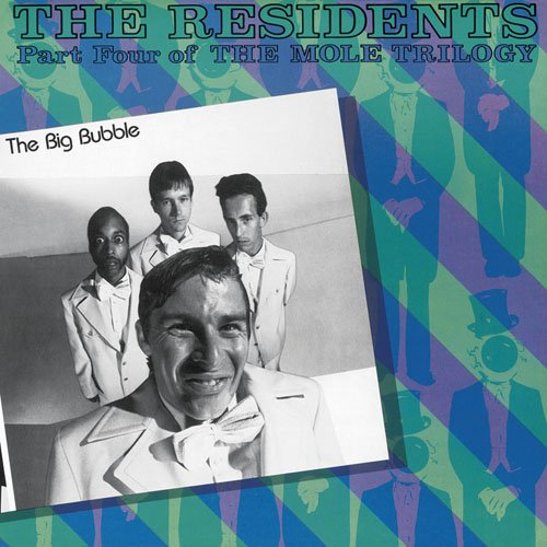The Residents - The Big Bubble - Zortam Music