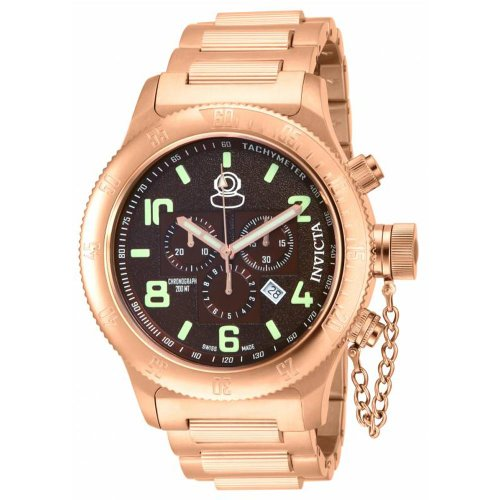 Invicta IN15476 Chronograph Tachymeter Goldtone product image