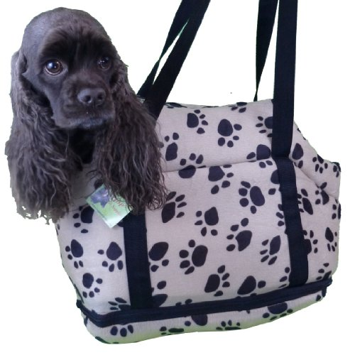 Small Dog Cat Pet Travel Carrier Tote Bag Purse, My Pet Supplies