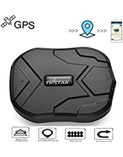 TKSTAR Real Time GPS Tracker for Car Auto Vehicle Motorcycle Bycicle