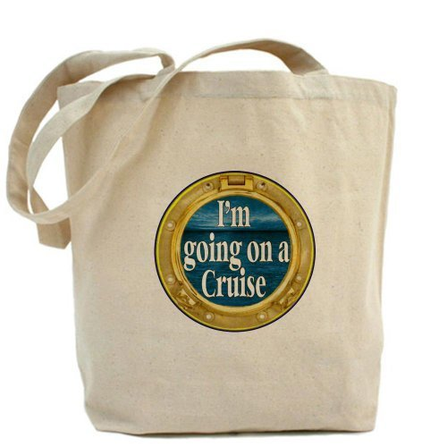 I' m going on a Cruise Travel Tote bag by Cafepress by Cafepress