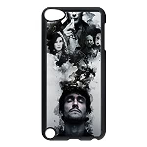 TOSOUL Custom painting Hannibal Phone Case For Ipod Touch 5 [Pattern-4]