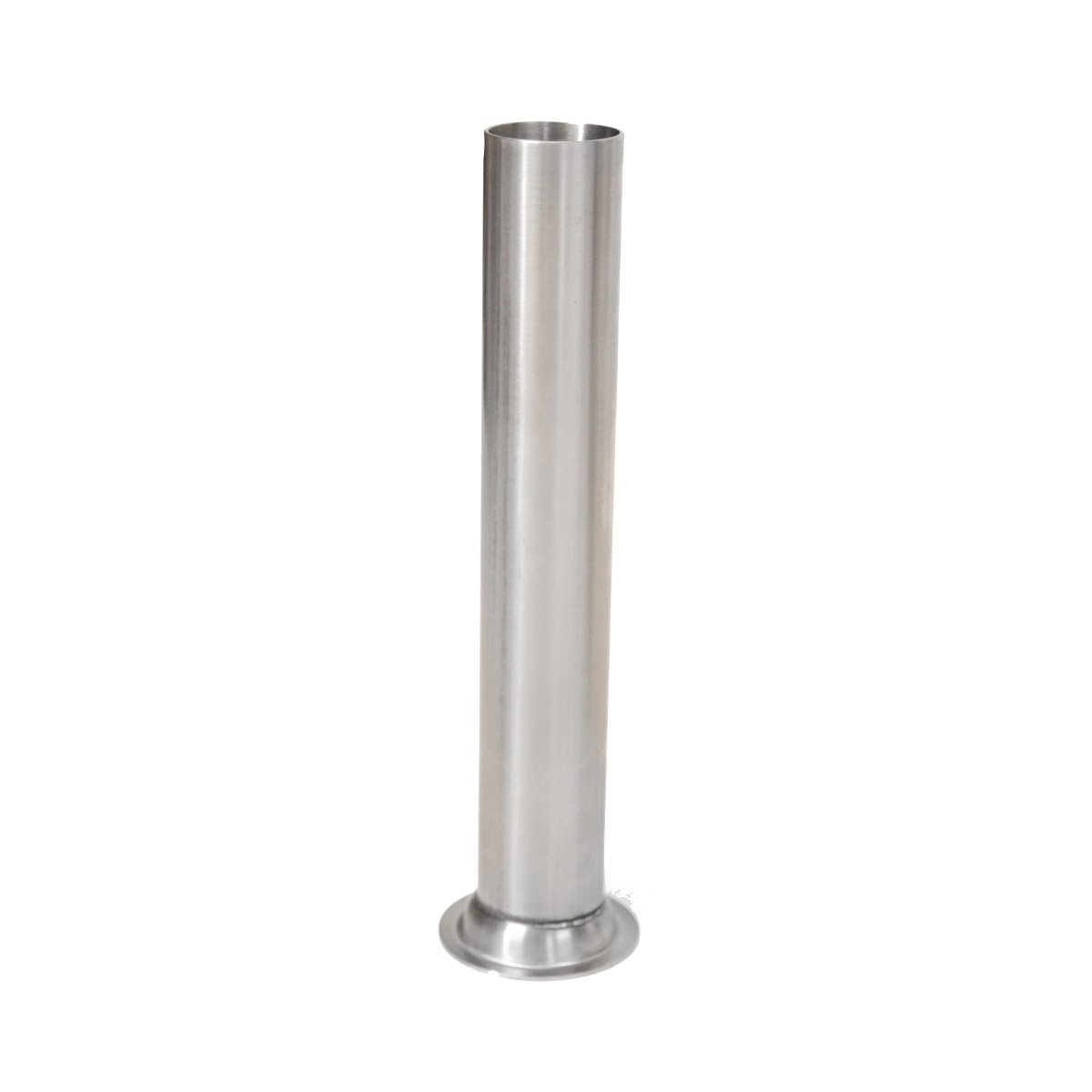 The Sausage Maker 1 1/4'' Diameter Stainless Steel Stuffing Tube for 15, 20, 25, 30 lb Sausage Stuffer