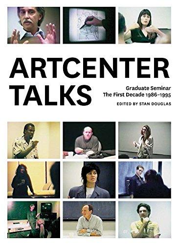 1986 First Issue (ArtCenter Talks: Graduate Seminar, The First Decade 1986–1995)