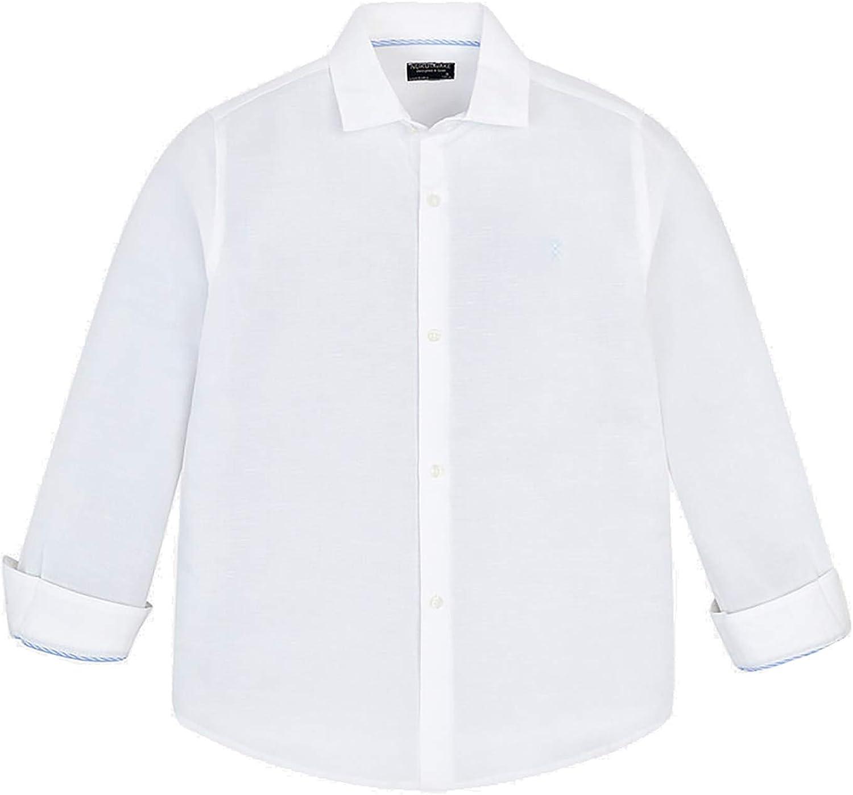 Mayoral 29-00872-014 - Camisa para niño 14 años: Amazon.es: Ropa y accesorios