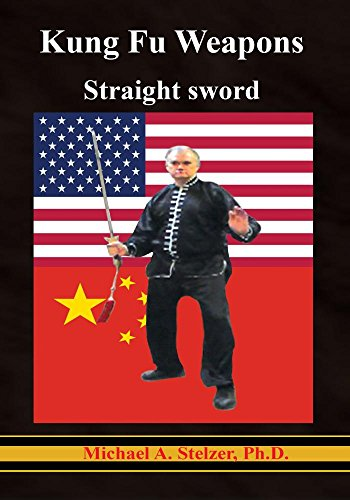 Kung Fu Weapons: Straight sword (Kung Fu Bo Staff)