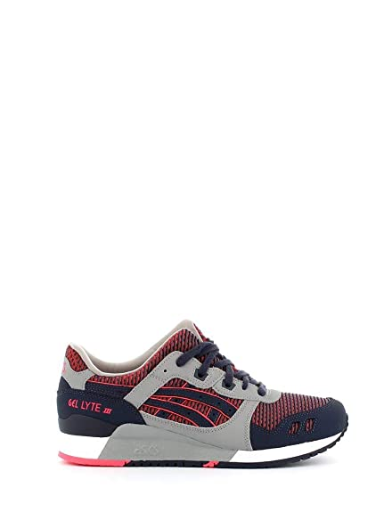 buy online 921b5 47060 Asics - Gel Lyte III Chameleoid Mesh - Medium Grey-Guava - Sneakers Men -  US 8 - EUR 41.5 - CM 26