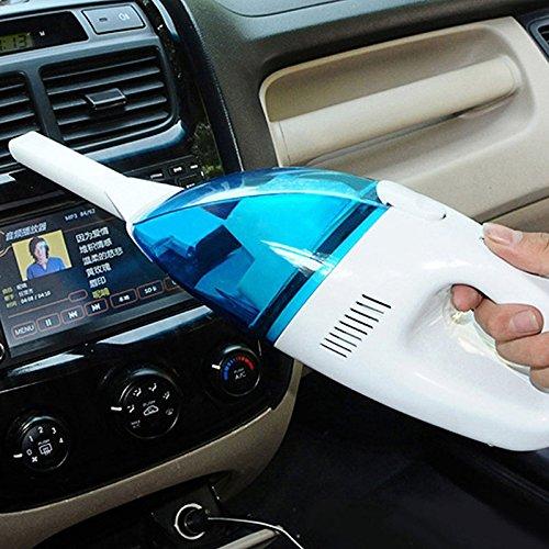 Sedeta Car Vacuum Cleaner high power Wet Dry Vacuum 12 Volt 60W Portable Handheld Vacuums cordless Lightweight Dustbuste by Sedeta (Image #5)