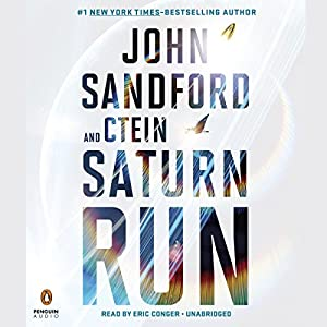 Saturn Run Audiobook