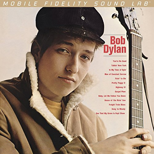 SACD : Bob Dylan - Bob Dylan (Hybrid SACD)
