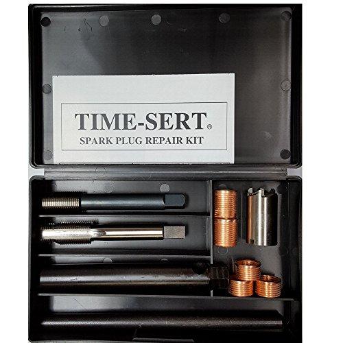 Time-Sert M14x1.25 spark plug thread repair kit p/n 4412-321 by TIME-SERT (Image #1)