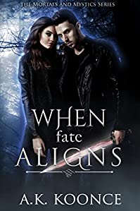 When Fate Aligns by A.K. Koonce ebook deal