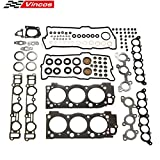 toyota gasket kit engine - Fits For 1995-2004 Toyota 4Runner Tacoma Tundra T100 3.4 Cylinder Head Gasket kit