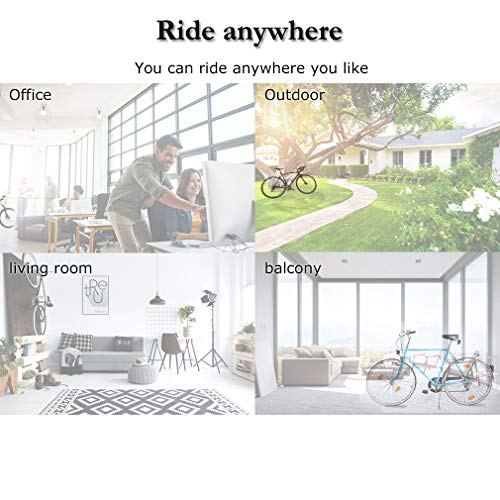 BestMassage Magnet Steel Bike Bicycle Indoor Exercise Trainer Stand by BestMassage (Image #4)