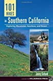 101 Hikes in Southern California, Jerry Schad, 0899973515