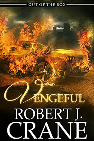 book cover of Vengeful