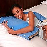 Boyfriend Pillow, Blue Shirt