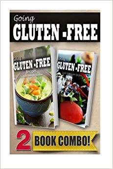 Recipes For Auto-Immune Diseases and Gluten-Free Greek Recipes: 2 Book Combo (Going Gluten-Free)