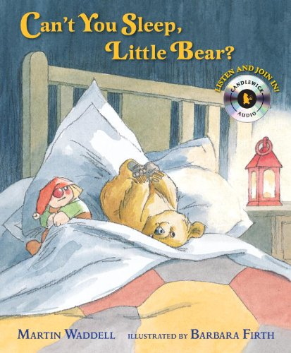 Can't You Sleep, Little Bear? with Audio (Candlewick Storybook Audio) by Brand: Candlewick