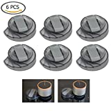 Stove Knob Covers - Universal Kitchen Stove Knob Locks Baby Safety Lock 6 Count + 12 Count Outlet Plugs