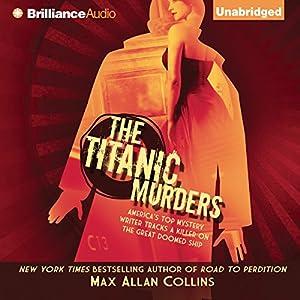 The Titanic Murders Hörbuch
