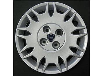 Otras Marcas Juego 4 Tapacubos para Lancia Ypsilon 14: Amazon.es: Coche y moto