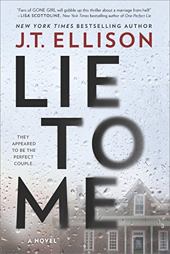 Book Cover: Lie to Me