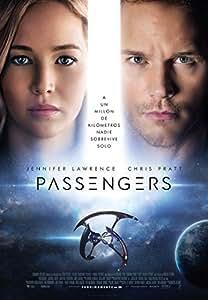 Passengers (4K Ultra HD + Blu-ray) - Edición Metálica - Edición Exclusiva Amazon [Blu-ray]