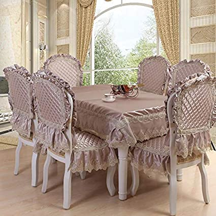 Mantel decorativo Inicio Juego de manteles de mesa europeo ...