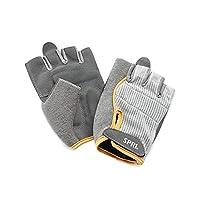 SPRI Women's Fitness Gloves, Small/Medium