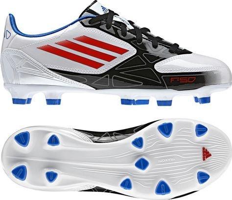 adidas Kinder-Fußballschuh F10 TRX FG J (lightning