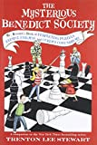 img - for The Mysterious Benedict Society: Mr. Benedict's Book of Perplexing Puzzles, Elusive Enigmas, and Curious Conundrums book / textbook / text book