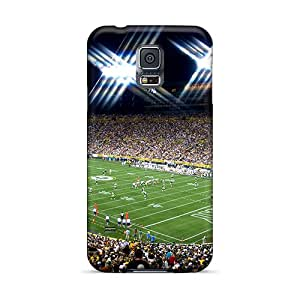 Galaxy S5 Case Slim [ultra Fit] Soldier Field Stadium Of The Chicago Bears Protective Case Cover
