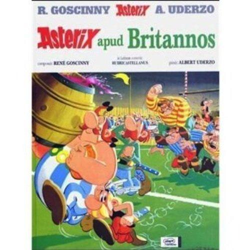 Asterix latein 09 Apud Britannos (Astérix en Lati)