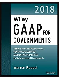 Amazon cpa professional books wiley gaap for governments fandeluxe Images