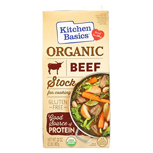 Kitchen Basics Organic Beef Stock, 32 fl ()