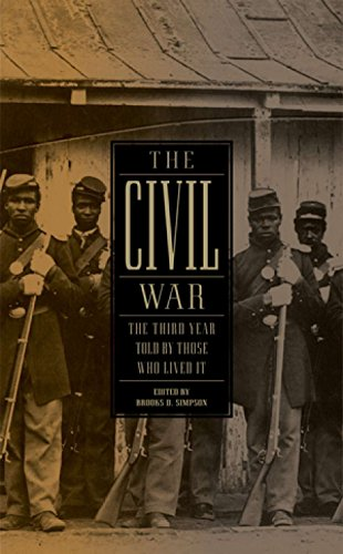 The Civil War: The Third Year Told by Those Who Lived It (LOA #234) (Library of America: The Civil War Collection) - Civil War Short