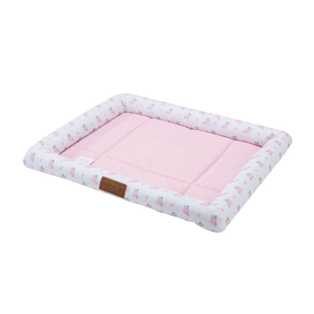 A 76cm93cm A 76cm93cm RKY Pet Bed Cat Dog Mat Pet Mat Pet Sleeping Pad Pet Waterloo Kennel Pet Supplies 2 colors Soft sleeping pad (color   A, Size   76cm93cm)