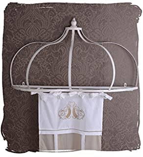 Bed Canopy Chic French Shabby Design Home Furniture Bed Canopies ...