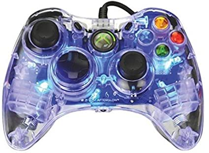 Afterglow Xbox360 Controller Smart Track Blau Xbox 360